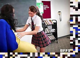 lesbian teacher punishment